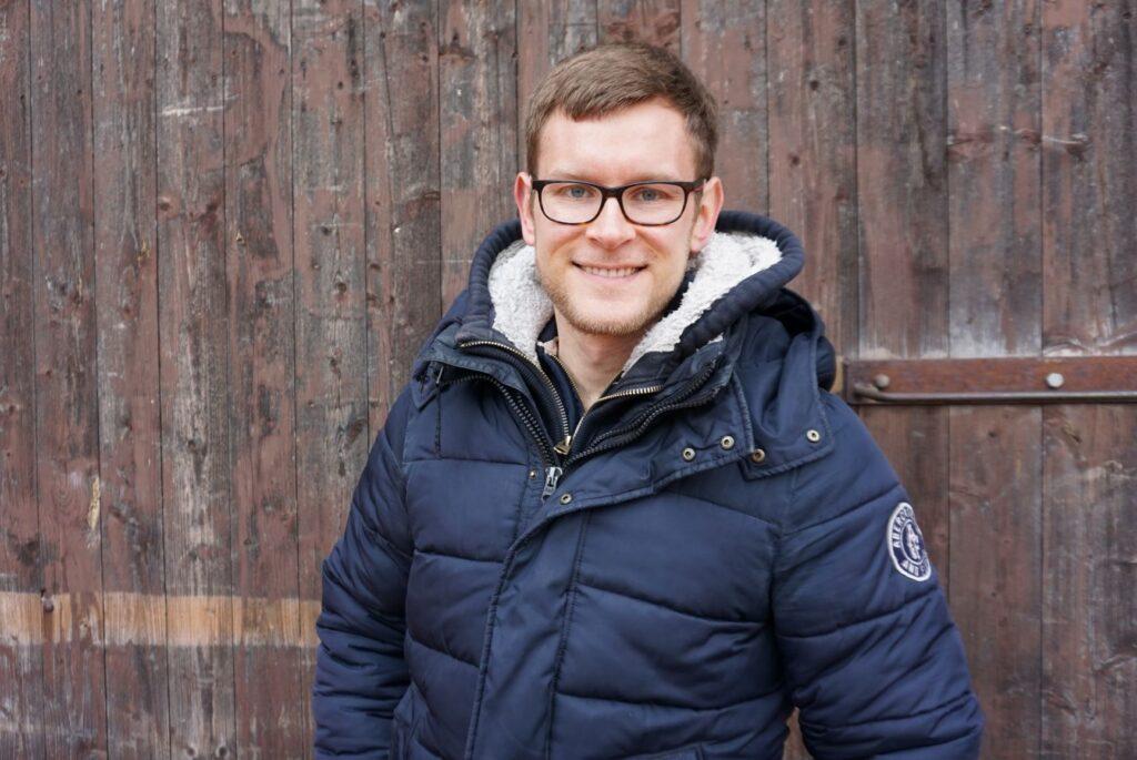 Our colleague Yannik